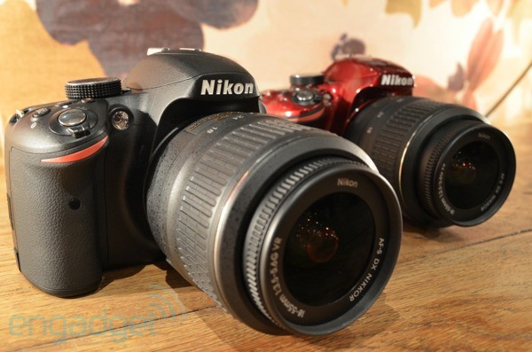 Hands-On: Nikon D3200 (Video)