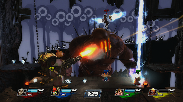 """PlayStation All Stars: Battle Royale"" Gameplay-Trailer (Video)"