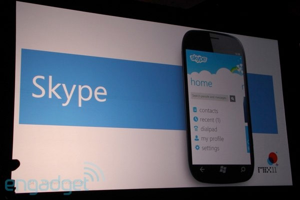 Skype für Windows Phone verlässt Beta