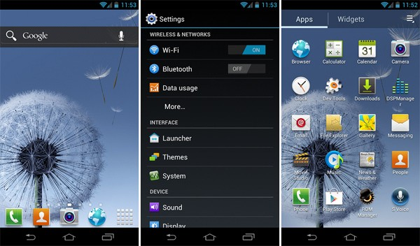 CyanogenMod 9-Add-On macht aus dem Galaxy Nexus fast ein Galaxy S III