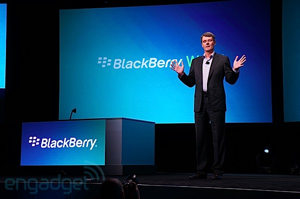 BlackBerry World Keynote Roundup: Das OS, die Hardware und alles Andere (Video)