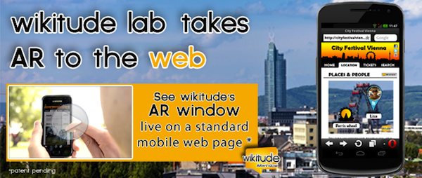 AR window: Wikitude bringt Augmented Reality ins Web (Video)