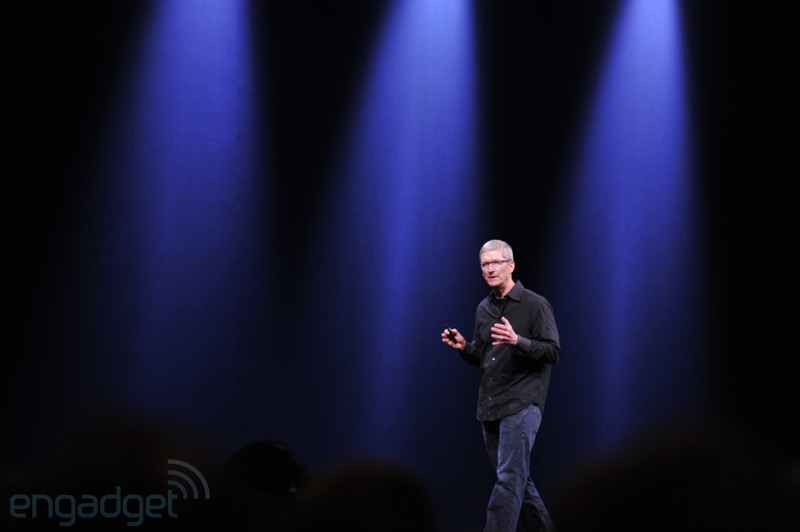 apple ipad keynote livestream
