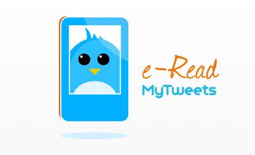 e-Read MyTweets: Twitter-Feed wird zu e-Book im Kindle-Format