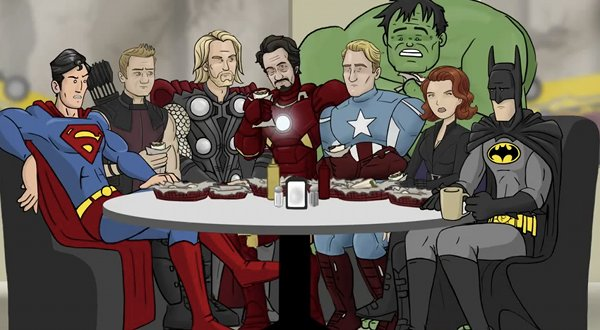 Video: The Avengers - How it should have ended