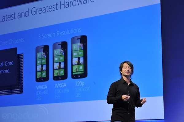 Liveblog ab 18 Uhr: Microsofts Windows Phone Summit