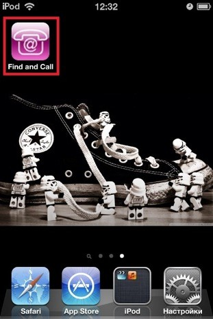 Find and Call: Erster Trojaner im App-Store