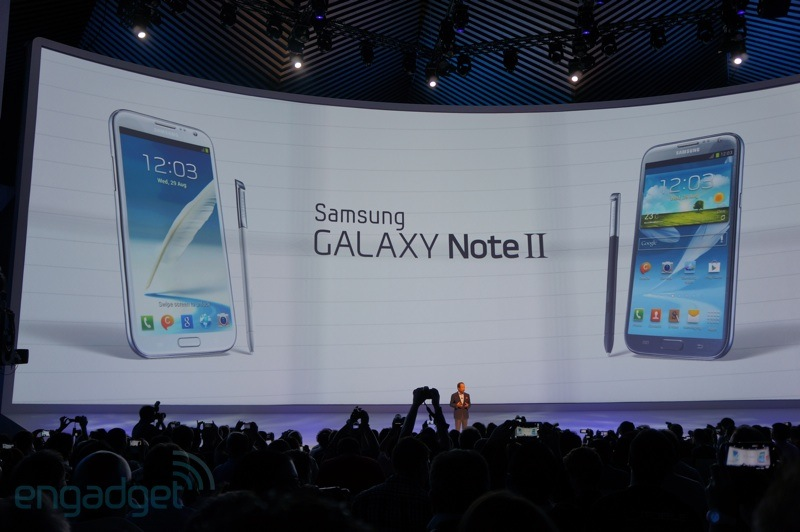 Samsung Mobile Unpacked 2012: Video jetzt online