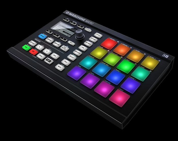 native instruments stellt maschine und maschine mikro mk2 vor video engadget deutschland. Black Bedroom Furniture Sets. Home Design Ideas