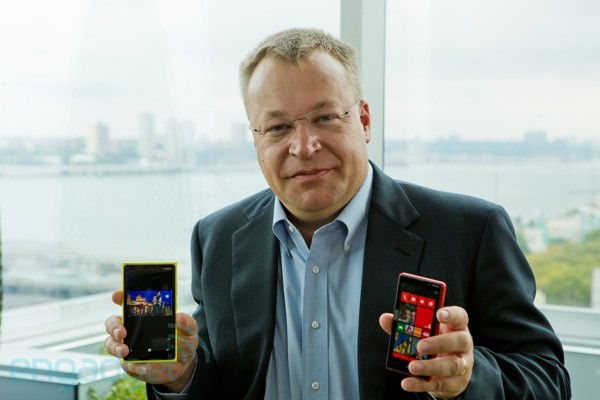 Engadget Interview: Nokia CEO Stephen Elop (Video)