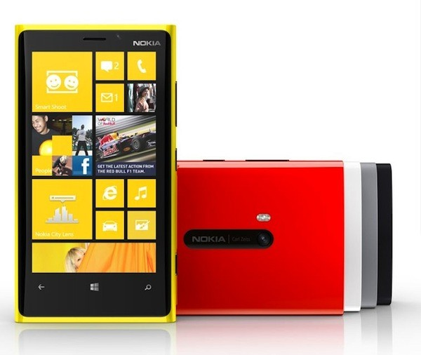 Nokia 920 PureView ist offiziell: Dualcore 1,5 GHz Snapdragon S4 CPU, 8MP PureView Kamera, Windows Phone 8