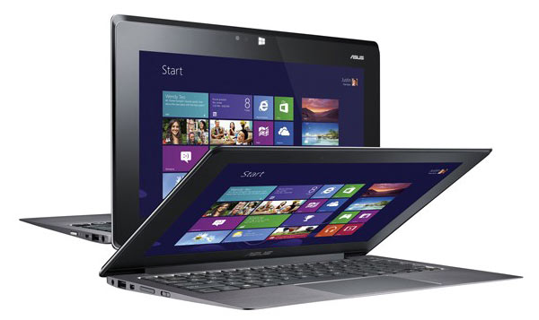 Ultrabook-Tablet: Asus Doppel-Display-Hybrid TAICHI ab November ab 1300 Dollar zu haben