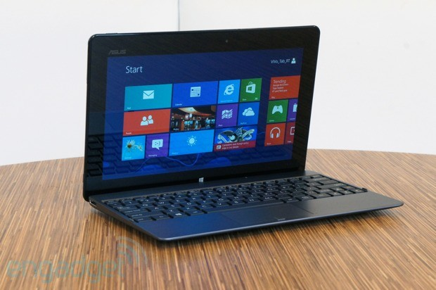 ASUS VivoTAB RT Review