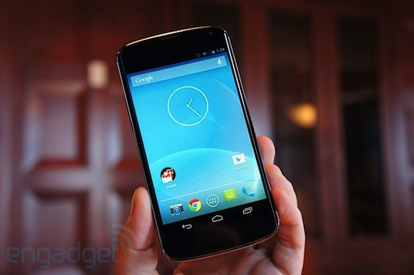 Hands-On: Google Nexus 4 (Video)
