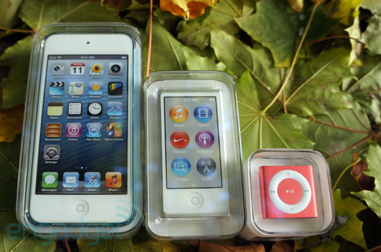 Review: Apple iPod touch & iPod nano (2012)