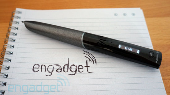 Sky WiFi: Livescribe glaubt weiter an den Smartpen (Hands-On)