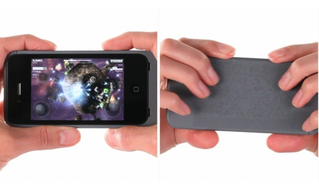 Canopy Sensus: iPhone Bumper mit Sensoren für Gamer