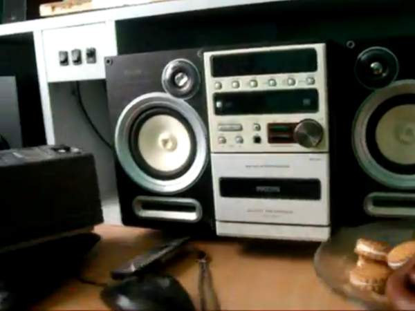 Subwoofer-Fail: Bass als Erdbebensubstitut (Video)