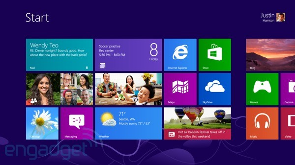 "Microsoft: Wir nennen unsere Apps ""Windows 8 Store Applications"""