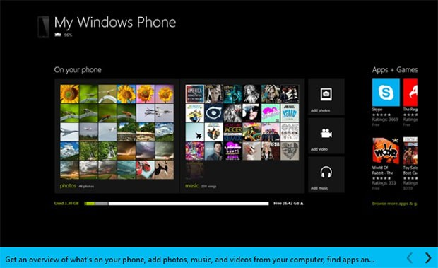 Microsoft bringt WP8 App in den Windows Store