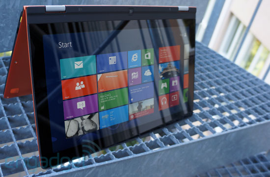 Hands-On: Lenovo IdeaPad Yoga