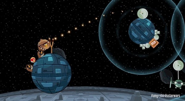 Gametrailer: Angry Birds Star Wars