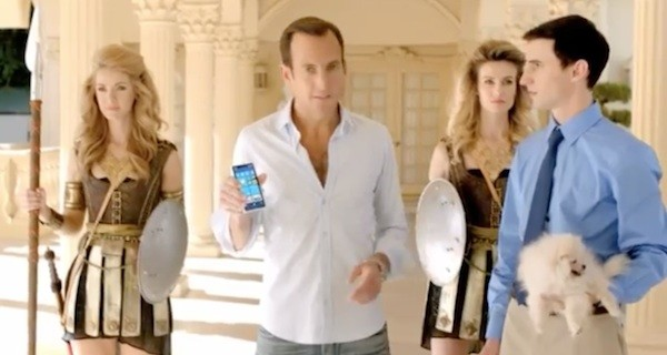 Promi-Alarm: Windows Phone 8 setzt auf Hollywood-Stars