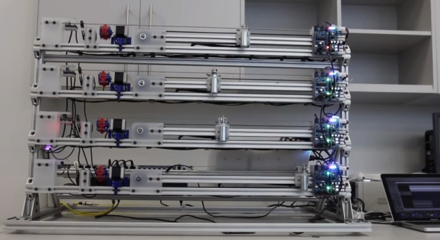 DIY: Funky Bassgitarren-Bot MechBass (Video)