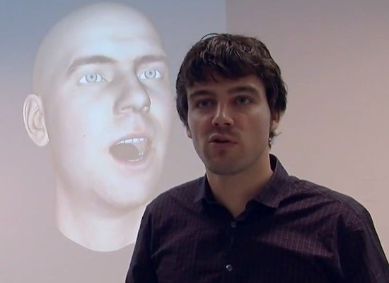 Faceshift: Kinect ahmt Gesichtsausdrücke in Realtime nach (Video)