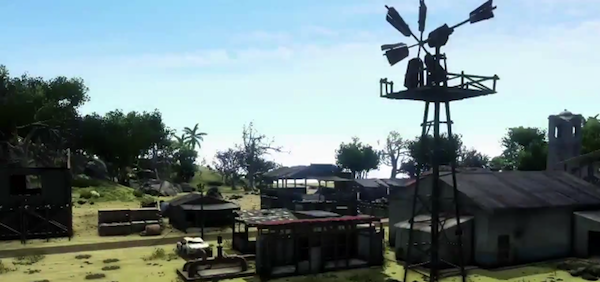 Map-Editor für Far Cry 3 (Video)