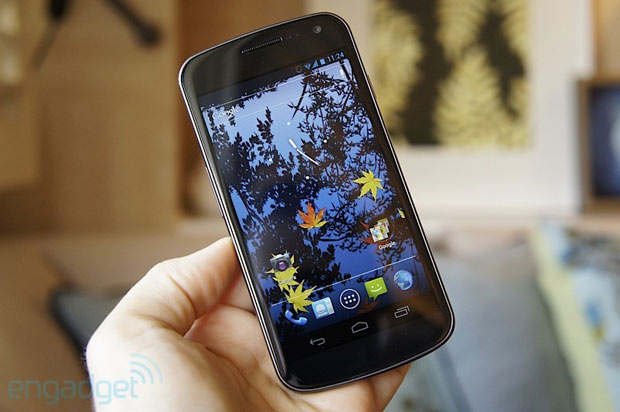 Hack: Android 4.2-Apps für das Galaxy Nexus