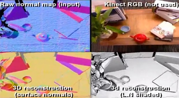 3D-Modelling: Kinect Fusion Tool wird ins Kinect for Windows SDK integriert (Video)