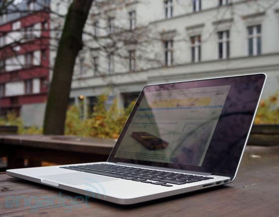 "Review: Apple 13"" MacBook Pro mit Retina Display"