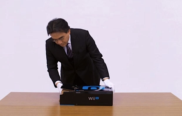 Unboxing mit Iwata: Nintendo Wii U, Multi-User Mode, Karaoke Mikros und Wii U Chat (Video)