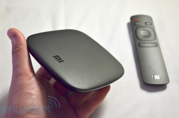Xiaomi Box: AppleTV mit Android für China (Hands-On)