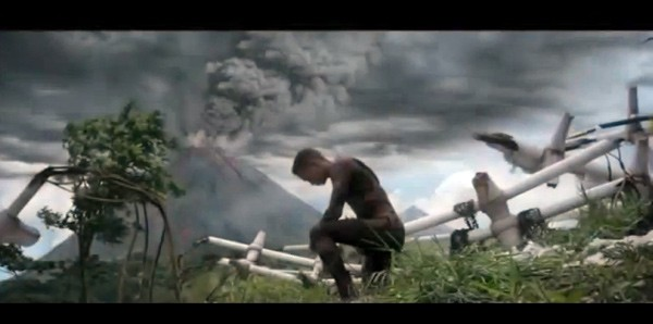 After Earth Trailer: Will Smith & Sohn als SciFi-Helden im postapokalyptischen Matrix-Szenario