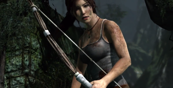 "Tomb Raider ""Guide to Survival""-Serie: mit Lara Croft auf Camping-Tour  (Video)"