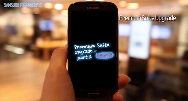 Video: Premium Suite Upgrade für Samsung Galaxy S III (Teil 2)