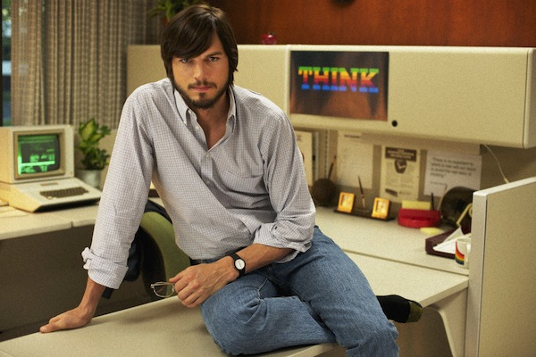 jOBS: Ashton Kutcher als Apple Steve kommt im April in amerikanische Kinos