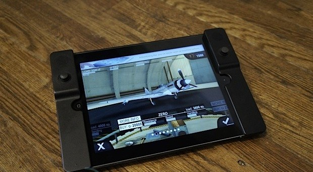 Hands-On: Audojo, iPad Gaming-Case auf Kickstarter (Video)