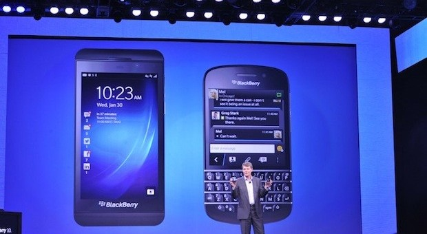 Video vom BlackBerry 10-Event ist online