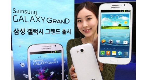 Samsung Galaxy Grand: In Korea mit Quad-Core und LTE