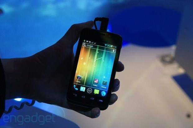 Atom Z2420 Lexington: Lowend-Smartphone Prozessor Hands-On (Video)