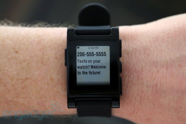 Review: Pebble Smartwatch (Video)