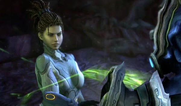 Gameplay-Trailer von StarCraft 2: Heart of the Swarm (Video)