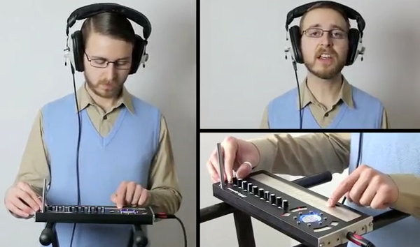 Stylophone S2 bekommt ein Video-Demo mit Justin Bieber-Coverversion von Brett Domino (Video)