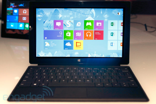Hands-On: Microsoft Surface Pro
