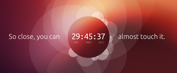 "Ubuntu-Countdown für den 2. Januar: ""So close, you can almost touch it"""