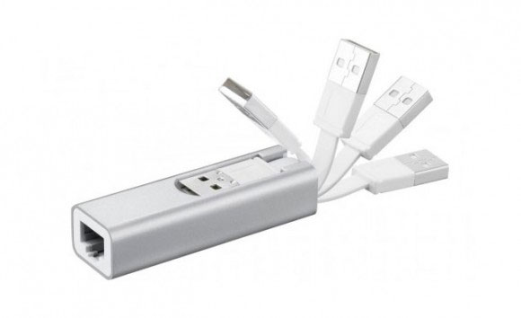 ASUS Mini-WiFi-Router in USB-Stick-Format