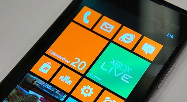 Angekommen: Windows Phone 7.8
